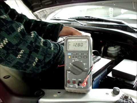 Como saber si falla el alternador o la bateria repara - Como saber si un coche tiene cargas ...