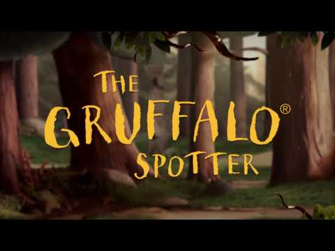 The Gruffalo Spotter App & Forestry Commission Trails
