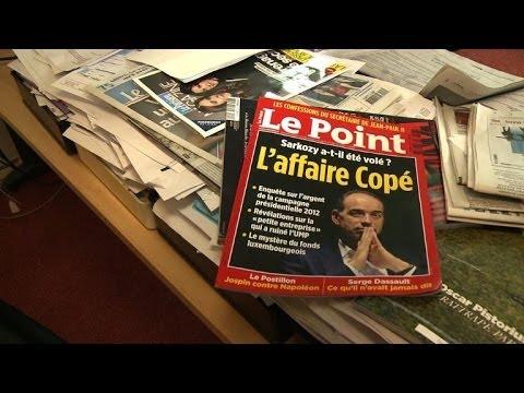 """E. Gernelle(Le Point) dénonce une """"manoeuvre dilatoire"""" de Copé"""