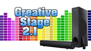 Creative Stage 2.1 czyli niewielki, a świetny zestaw audio pod TV, PC! Test, recenzja
