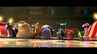 "TURBO - ""Snail Race"" OFFICIAL CLIP Website: http://www.turbomovie.c..."