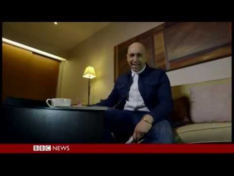 BBC News introduced WorldPenScan X on The Travel Show.