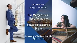 Jan Koetsier Allegro Maestoso