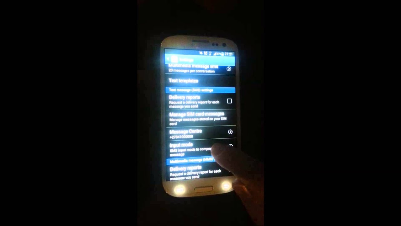 samsung galaxy s3 change where photos are stored