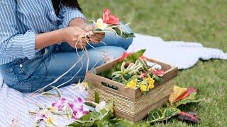 Lei Day in Hawai'i: How to Make a Haku Lei (Hawaiian Flower Crown)