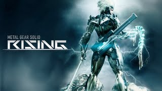 Metal Gear Rising Revengeance : Solid Snake Easter Egg