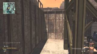 MW3: Pistol/Striker Infected MOAB + WTF Moments!