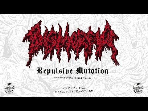 "DISMORFIA - ""Repulsive Mutation"" (full demo)"