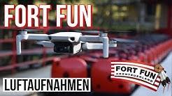 Fort Fun 2020 Luftaufnahmen / Film/ Movie / [Freizeitpark-Blog]