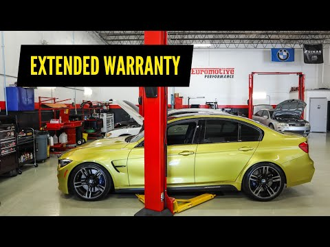 $51.40 A YEAR For An Extended Warranty On My M3