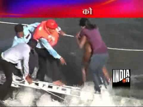 Narmada Picnic Turned Nightmare For 3 Students | Watch Full Video