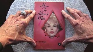 FOR SALE NOW - How To Attract Men - by Liz Renay - $199.95.