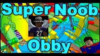 ROBLOX - Super Noob Obby Partie 2