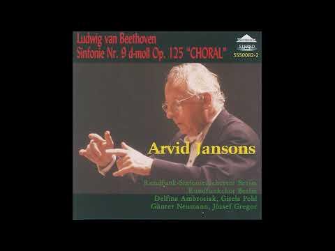 Beethoven - Symphony No.9 (Berlin RSO - Arvid Jansons)