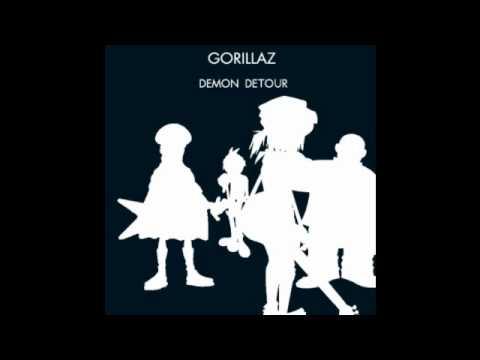 Gorillaz  All Alone Demon Detour