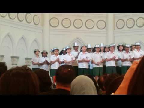 CPS choir team - voices of singapore festival 2017