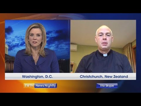 Bishop of Christchurch on how Catholics are reaching out to Muslim community - ENN 2019-03-20