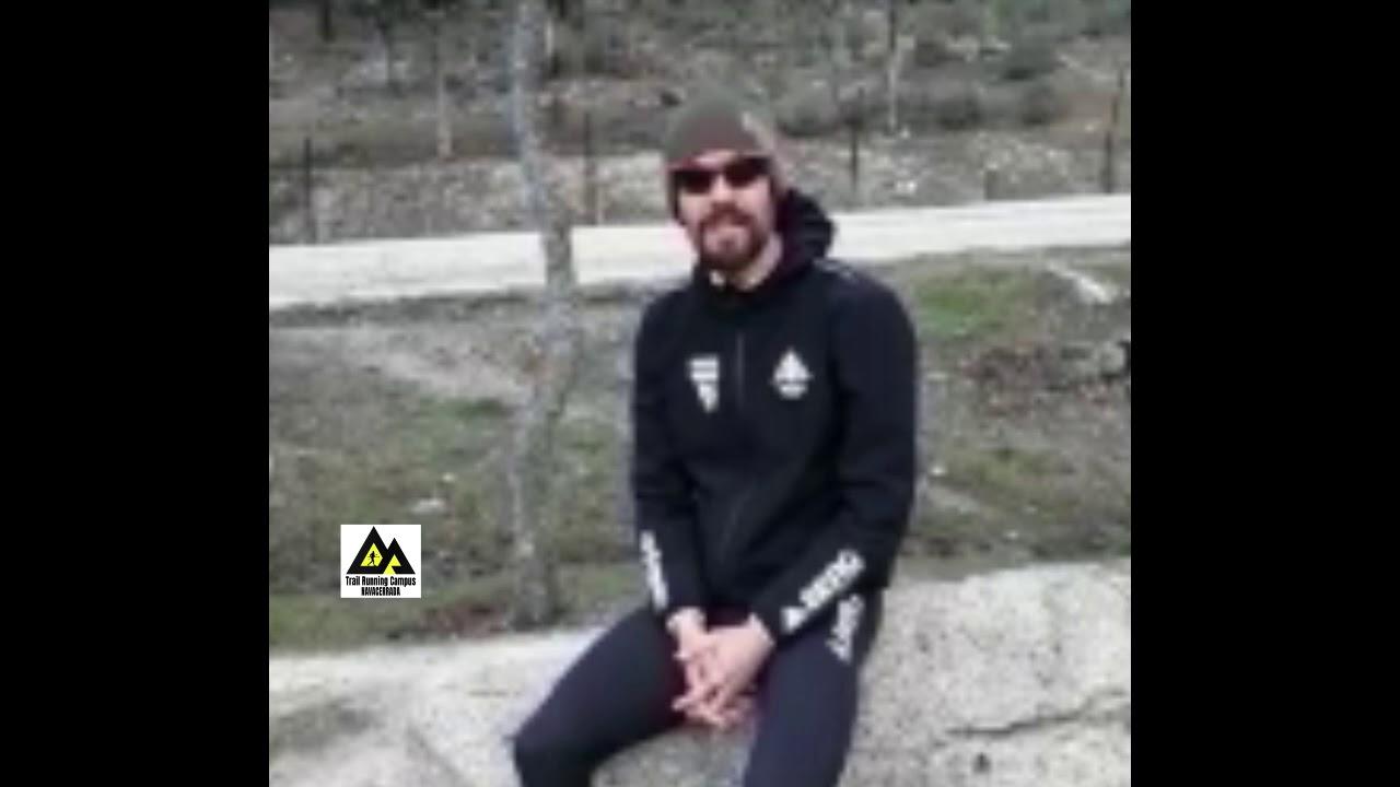 Javier Rodríguez Bodas TRAIL RUNNING CAMPUS NAVACERRADA 2018