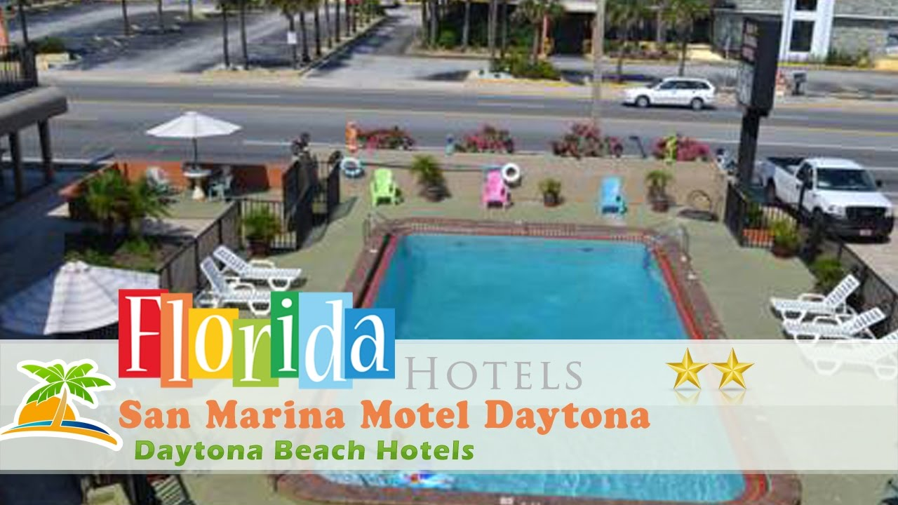 San Marina Motel Daytona Beach Hotels Florida