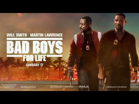 New Hollywood Latest Movie Bad Boys For Life Full HD
