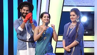 #ThakarppanComedy I Win or fail game for team nayika nayakan!!! I Mazhavil Manorama
