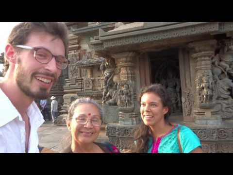 Travel video #7: India, to south Karnataka and its wonders!