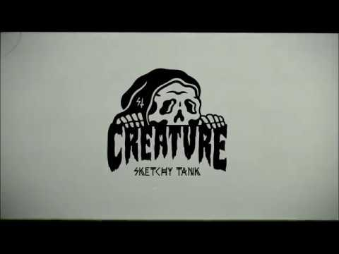 Creature Skateboards X Sketchy Tank: Los Angeles