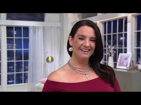 JAI Sterling Silver Round Box Chain Necklace, 47.5g on QVC