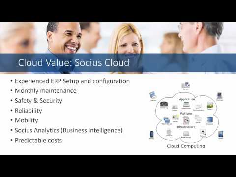 Leveraging Socius Cloud to Grow Your Organization