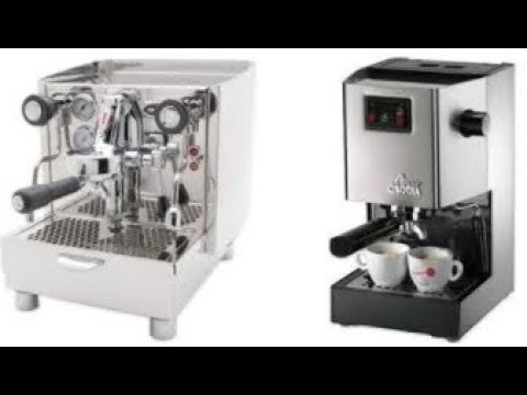 Reviews Best Home Espresso Machine 2018 Youtube