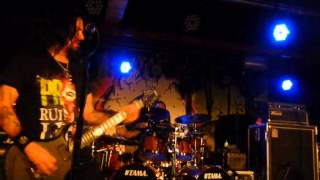Prong - Power Of The Damager, Live In Manchester, UK, 2nd April 2014 (2cam mix)
