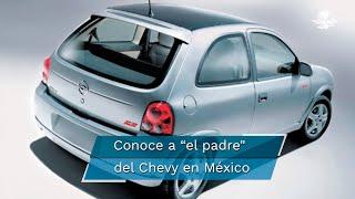 """Héctor Villarreal es uno de los mexicanos más influyentes en la industria automotriz a nivel mundial, pues además de ser el """"creador"""" del famoso Chevy en México, ha dirigido a General Motors en países como Rusia, Corea del Sur y la región de Asia Pacífico. Nosotros platicamos con él para conocer su historia"""