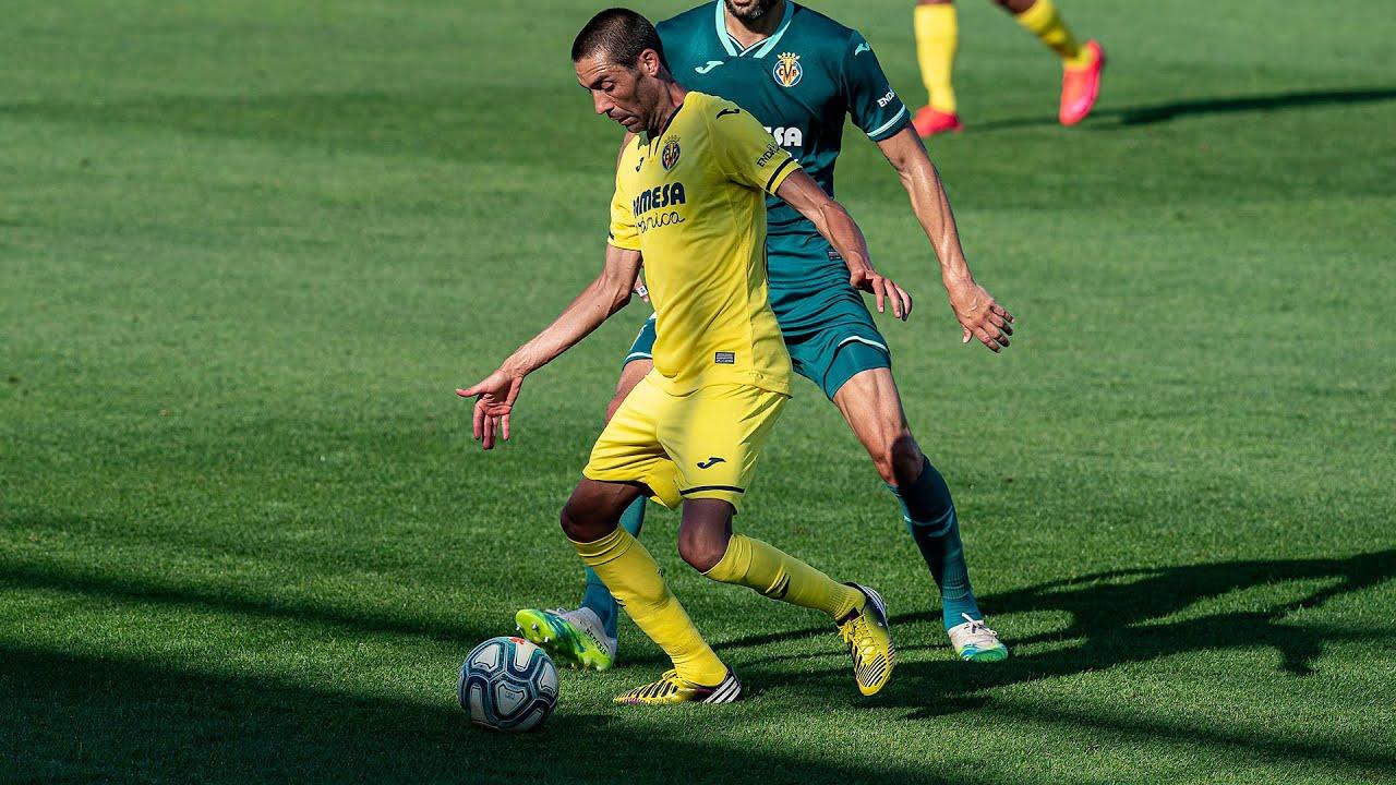 Conexión de videojuego entre Cazorla y Bruno - FIFA 20
