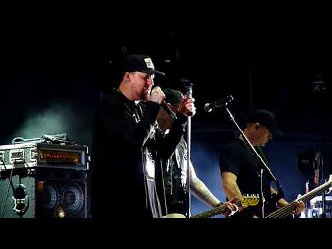 Good Charlotte - Actual Pain (New Song) [HD] live @ Vienna