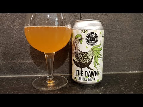 Hop Nation The Dawn Double NEIPA By Hop Nation Brewing Company | Australian Craft Beer Review