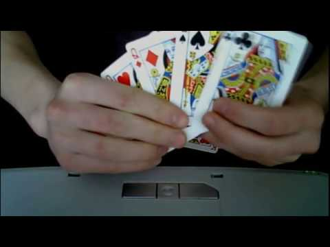 САМЫЙ ЛУЧШИЙ КАРТОЧНЫЙ ФОКУС В МИРЕ - Бесплатное Обучение Best card trick in the world