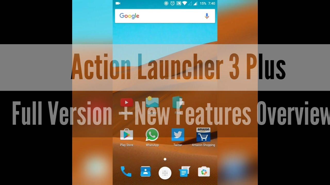 action launcher 3 pixel edition pro apk
