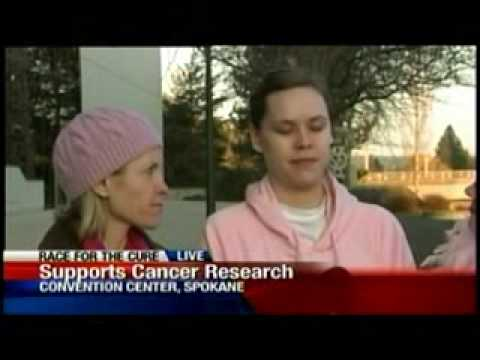 Survivors gather for Race for the Cure event