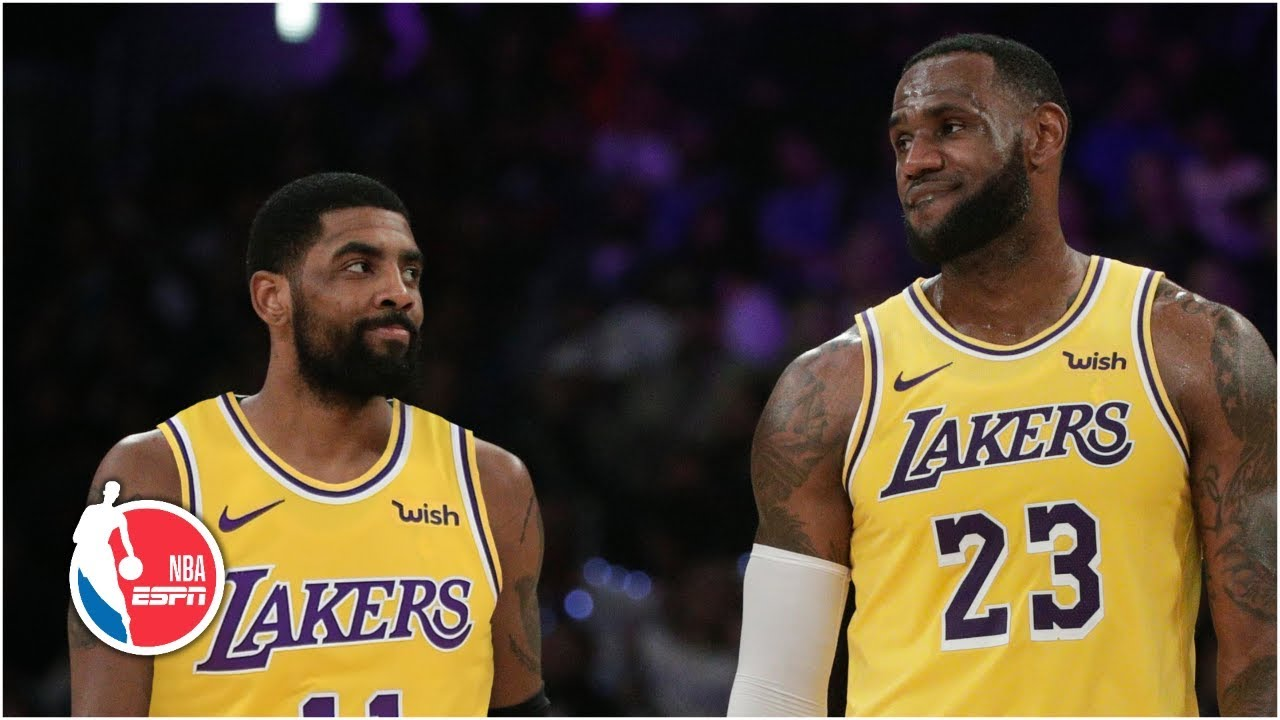 Kyrie Irving Lakers >> Should Kyrie Irving Rejoin Lebron James On The Lakers 2019 Nba Free Agency