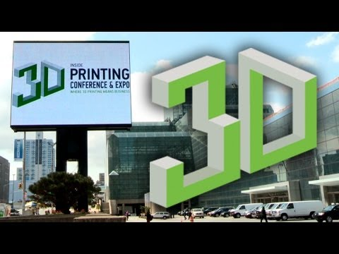 Inside 3D Printing Conference & Expo
