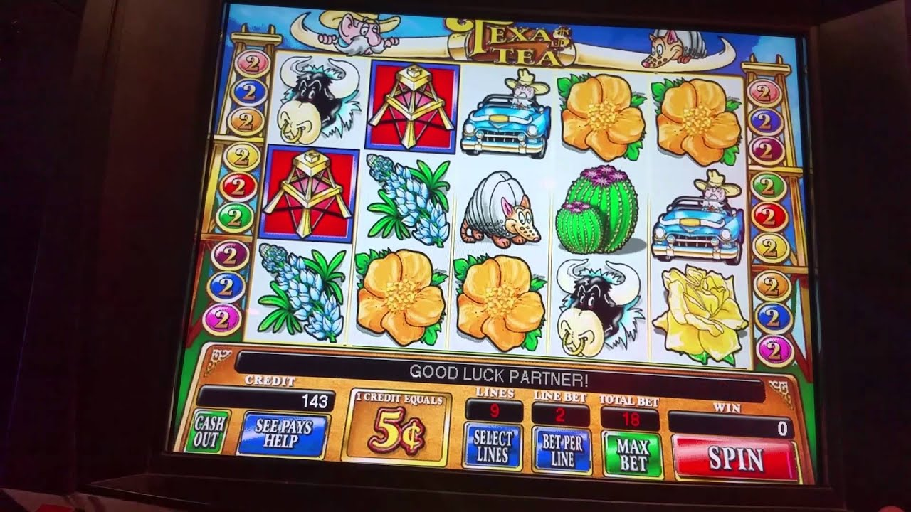 Giochi gratis slot machine la rosa del texas
