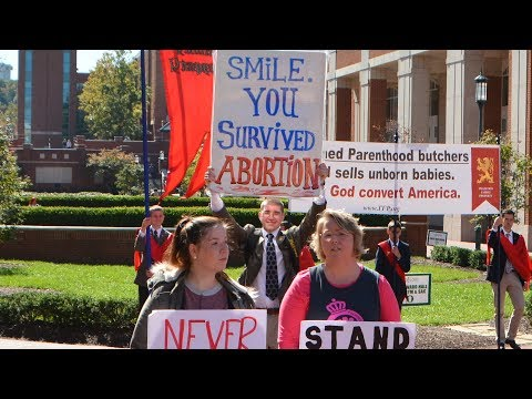 Pro-abortion Feminists Lose Debates on Campus