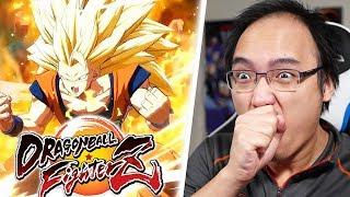 OH MON DIEU CE JEU EST TROP BON ! | Dragon Ball Fighterz