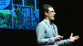 Building a community through architectural exchange | Jonathan Dessi Olive | TEDxPenn