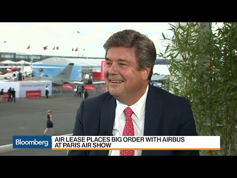 Air Lease CEO on Purchase of 100 Airbus A321 Aircraft