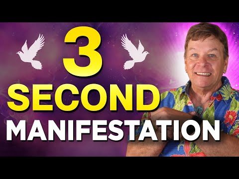 3 Seconds To Manifest Anything You Want | WITHOUT The Law of Attraction