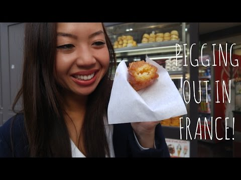 "VLOGALONG EPPY 36: ""PIGGING OUT IN FRANCE"""