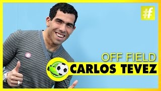 Carlos Tevez - Off Field | Football Heroes