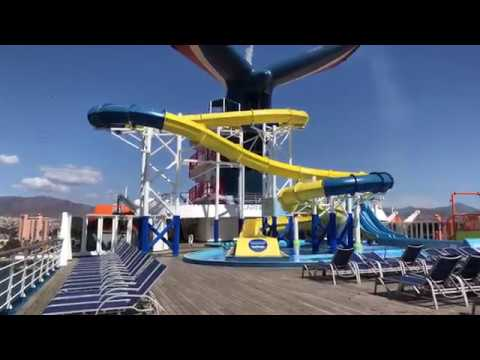 Carnival Cruise Imagination Ship Tour 2018 4k Steady Cam Youtube