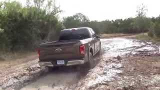 2015 Ford F-150 Off-Road Test Drive in San Antonio, Texas